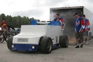 The epic V8 1959 Zamboni autocrosser. Photo courtesy grassrootsmotorsports.com